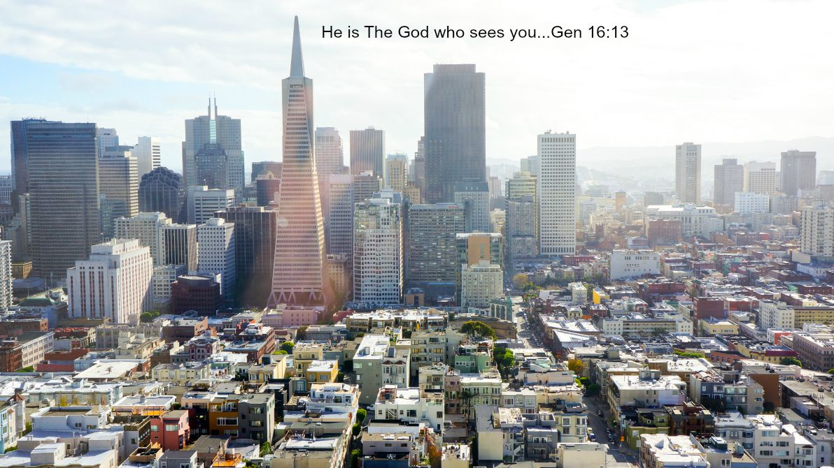 The God who sees you:9-20