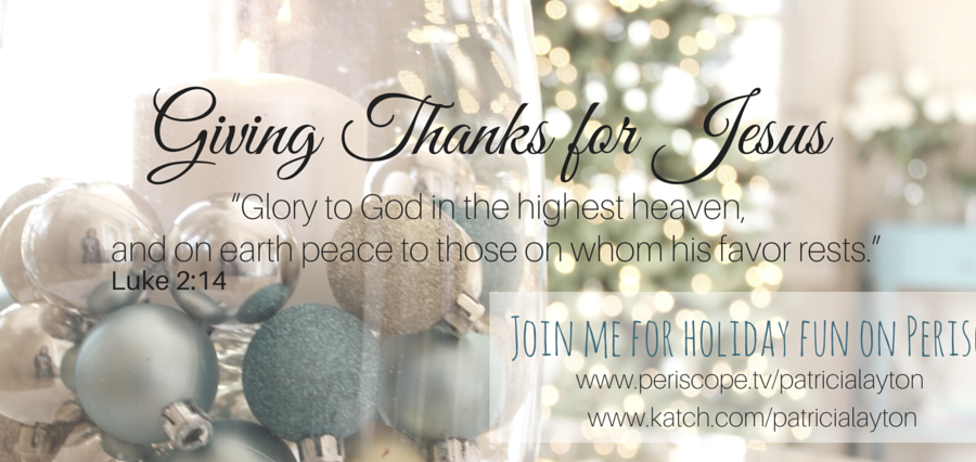 Giving Thanks and Getting UNSTUCK!