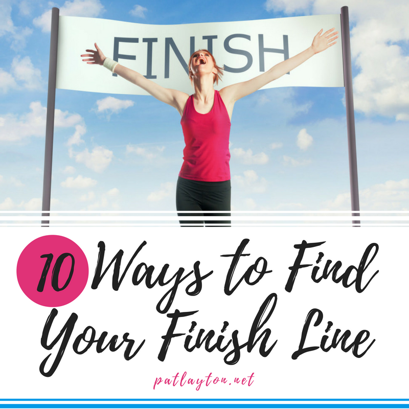 10-ways-to-find-your-finish-line