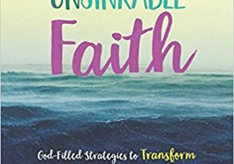 I'm Giving Away some Unsinkable Faith