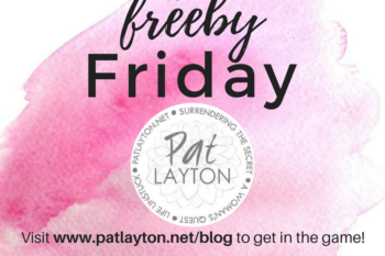 It's FREE FRIDAY Giveaway Day!