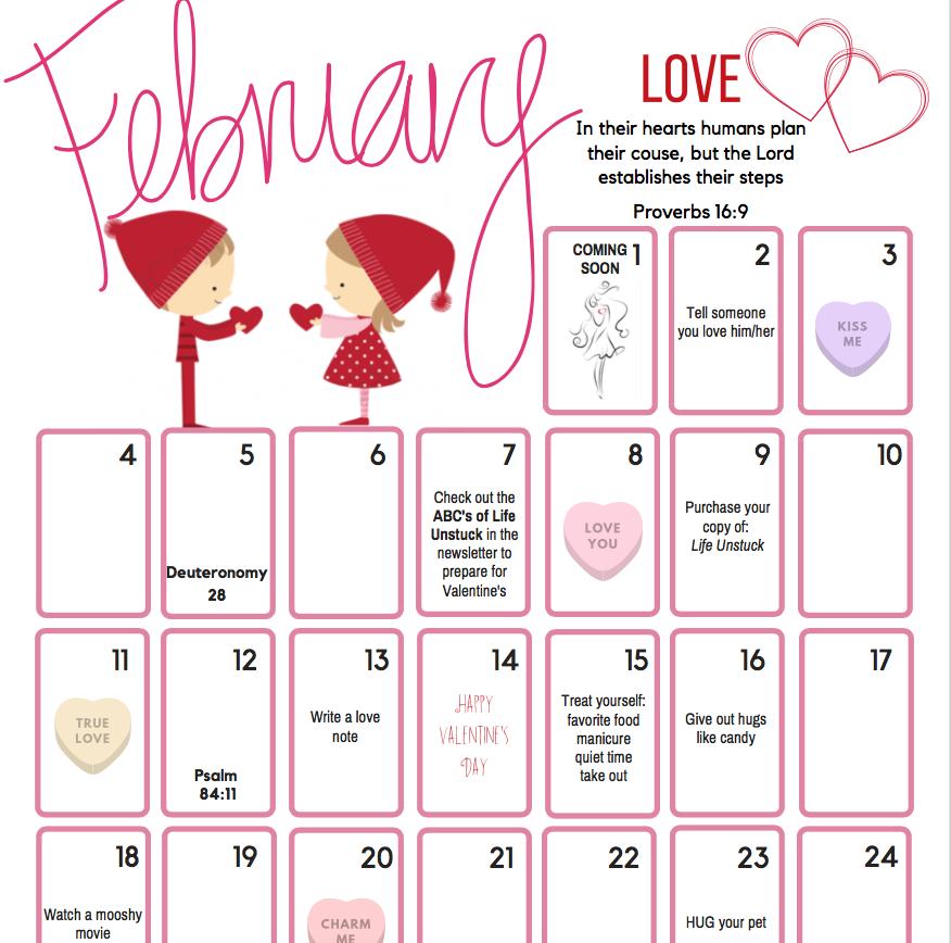 A February Monday–A Quiet Quest