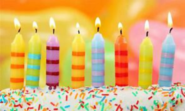 Happy Birthday to Me–Happy Birthday to Me!