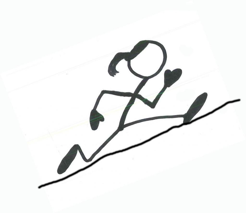 running uphill 1