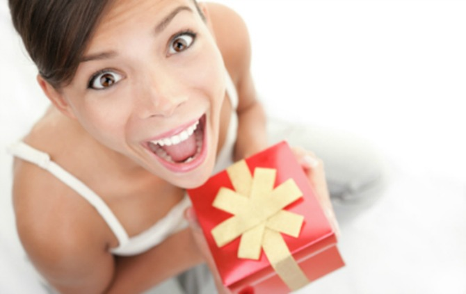 Woman1-with-holiday-gift